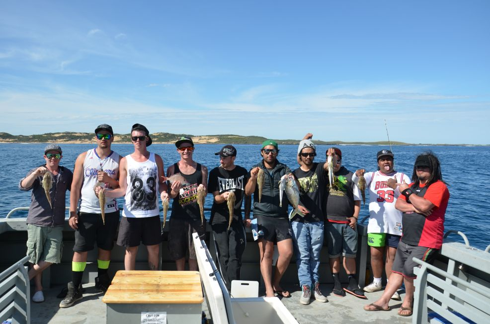 Lady Julia Percy Island Boat Tours